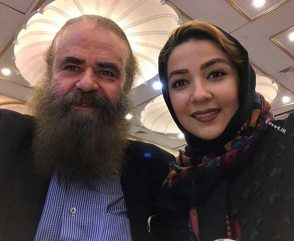 عکس و بیوگرافی سارا صوفیانی و همسرش