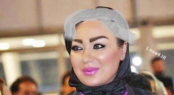 تیپ و مدل آرایش شقایق دلشاد در دبی