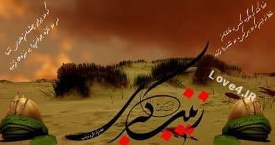 متن و اشعار شهادت طفلان زینب | روضه طفلان حضرت زینب