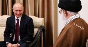 تصاویر پوتین با رهبر انقلاب حضرت آیت الله خامنه ای