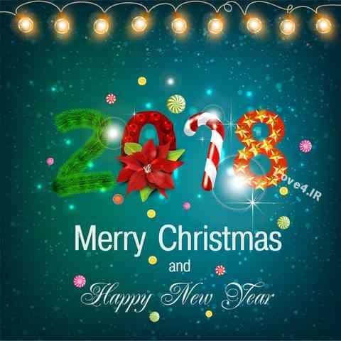 پروفایل کریسمس 2018 | کارت پستال کریسمس 2018