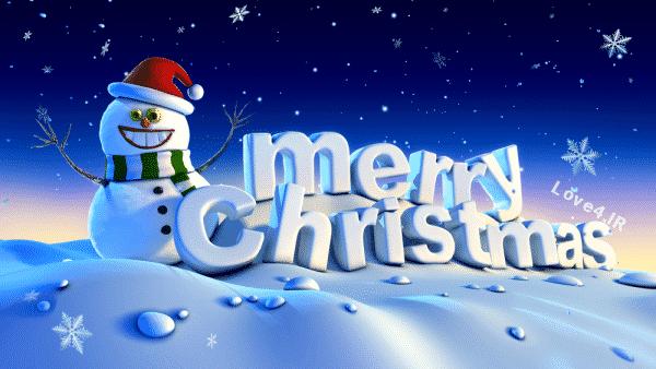 عکس نوشته کریسمس | عکس پروفایل کریسمس 2018