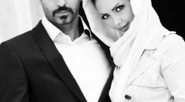 علیرام نورایی و همسرش با استایل های متفاوت
