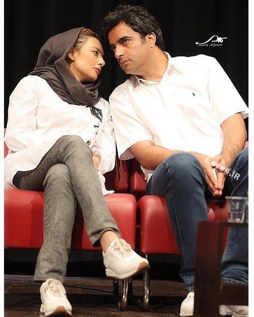 یکتا ناصر و همسرش با استایل متفاوت