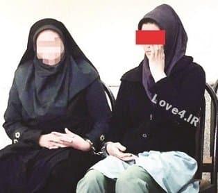 رابطه نامشروع زن شوهردار مقابل چشمان دخترش