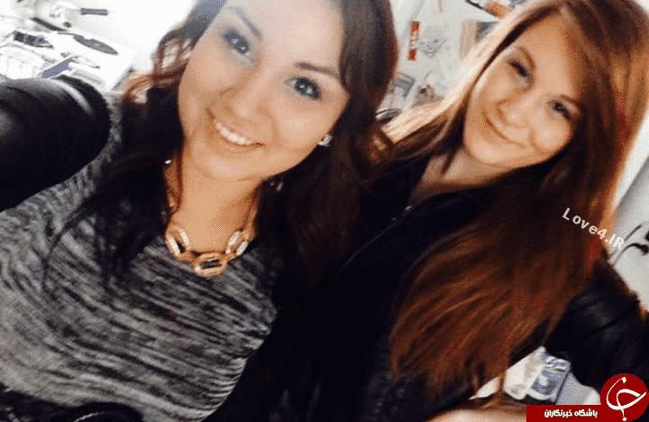 سلفی دو دختر دوست که منجر به قتل شد