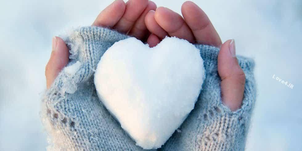عکس نوشته و پروفایل زمستان