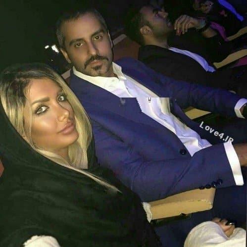 عکس جدید علیرام نوری و همسرش با استایل متفاوت