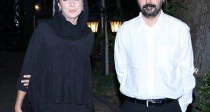 تیپ و مدل لباس لیلا حاتمی و همسرش علی مصفا