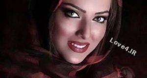 مدل لباس و ژست عجیب لیلا اوتادی