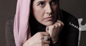 نازنین فراهانی در آغوش کارگردان معروف +عکس