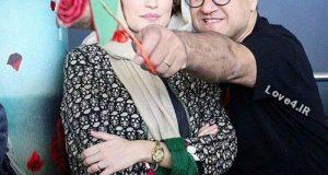عکس عاشقانه رامبد جوان و نگار جواهریان