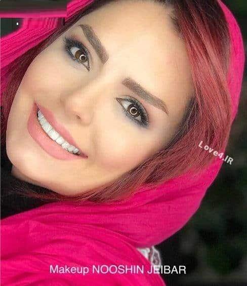 مدل موی سپیده خداوردی + عکس اینستاگرام سپیده خداوردی