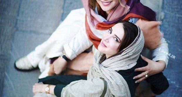 عکس جدید آناهیتا نعمتی با سحر جعفری جوزانی