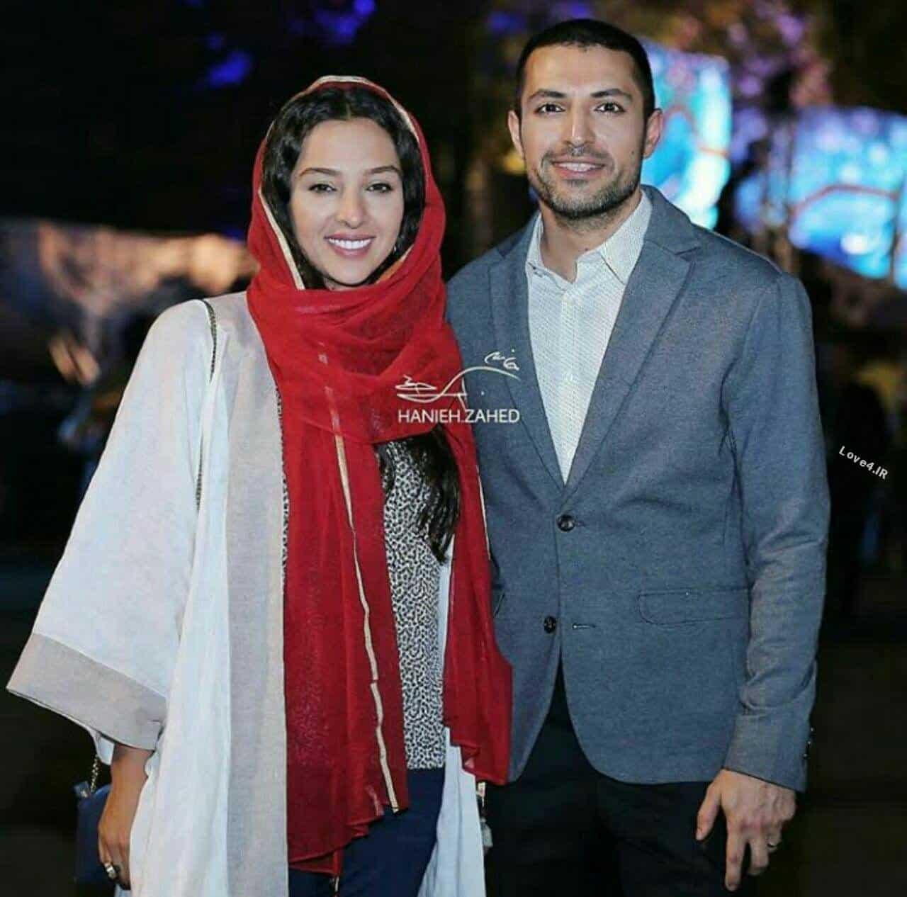 عکس جدید اشکان خطیبی و همسرش آناهیتا درگاهی