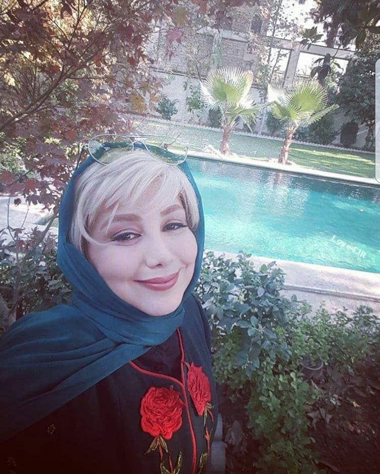 عکس جدید بهنوش بختیاری اسفند ماه