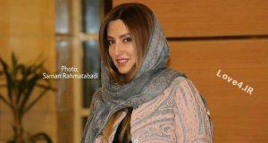 تیپ و مدل لباس سمیرا حسینی در جشنواره فیلم فجر