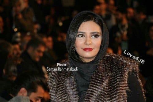 تیپ لیندا کیانی در جشنواره فیلم فجر