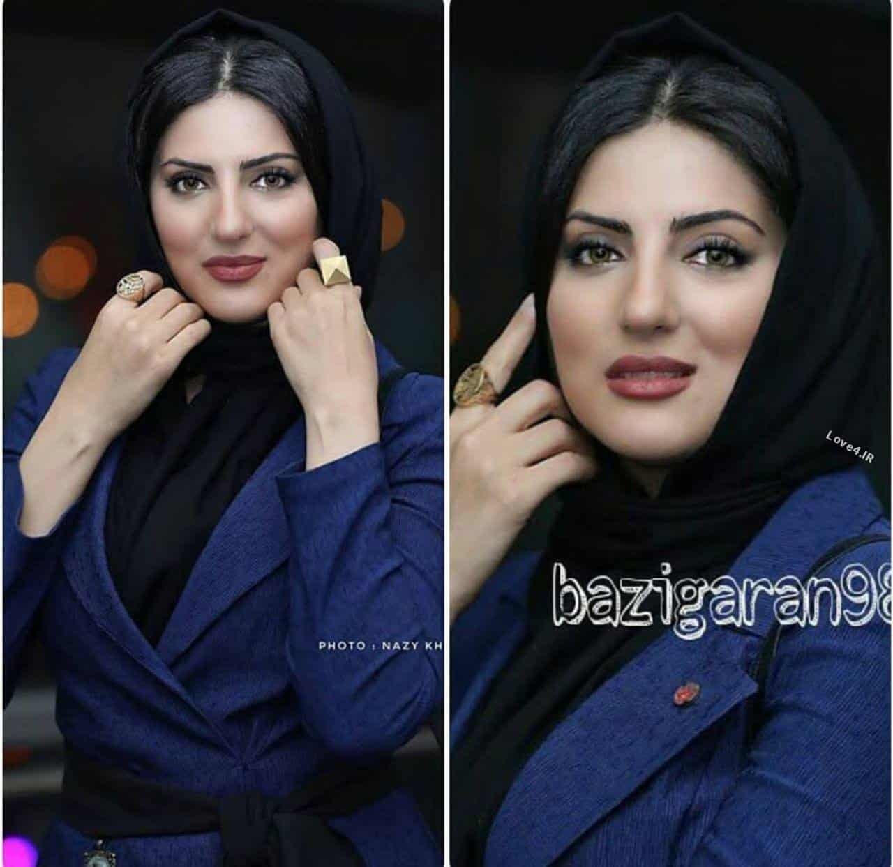 عکسهای زیبای هلیا امامی و همسرش