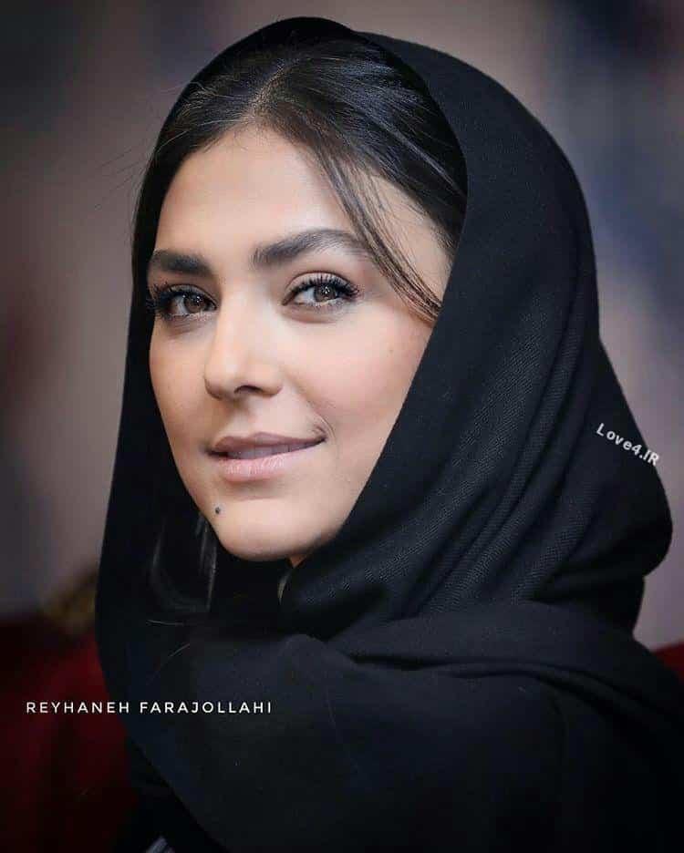 عکس هدی زین العابدین با تیپ جدید