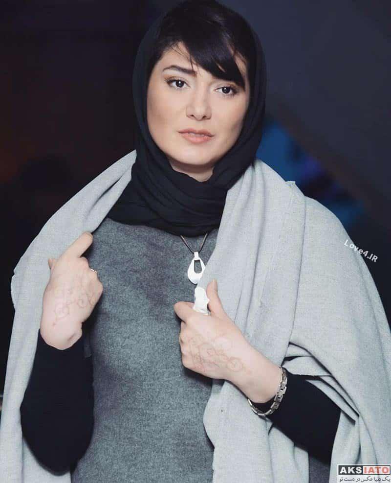 مدل لباس مینا وحید در جشنواره فیلم فجر