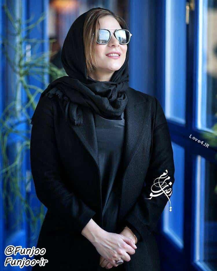 تیپ و مدل لباس سحر دولت شاهی