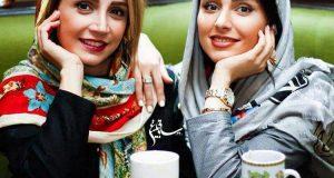 عکس جدید شبنم قلی خانی و لاله مرزبان