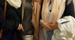 تیپ آناهيتا همتي و مادرش همراه مهناز افشار