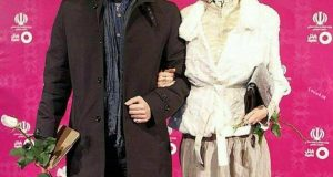تیپ جدید کتایون ریاحی و پسرش نوروز 97
