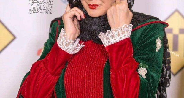عکس جدید مریم معصومی با پوشش متفاوت