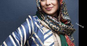 مدل لباس جدید روشنک عجمیان