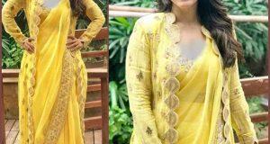 تیپ جدید کاجول هنرپیشه محبوب هند