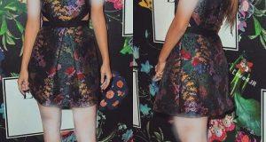 عکس زیبای باربارا پالوين با تیپ جدید