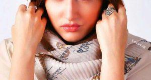 عکس جدید سمیرا حسینی با گریم زیبا
