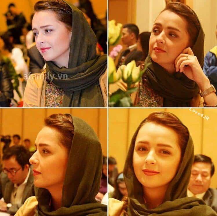عکسهای ترانه عليدوستي با استایل مختلف